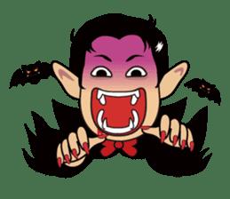 Monster  Sticker sticker #1024927