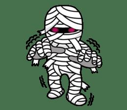 Monster  Sticker sticker #1024930