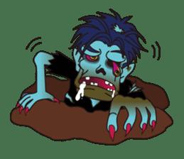 Monster  Sticker sticker #1024948