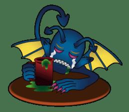 Monster  Sticker sticker #1024954