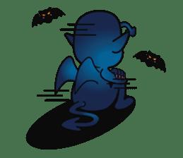 Monster  Sticker sticker #1024955