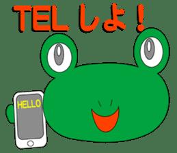 Everyday conversation and ferrets Idol sticker #1025690