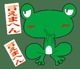 Everyday conversation and ferrets Idol sticker #1025703