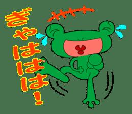 Everyday conversation and ferrets Idol sticker #1025706