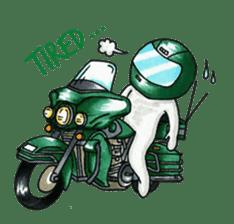 Met rider vol.2 sticker #1026574