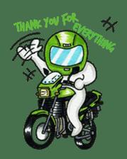 Met rider vol.2 sticker #1026578