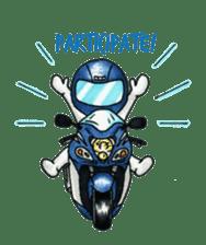 Met rider vol.2 sticker #1026583