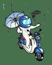 Met rider vol.2 sticker #1026591