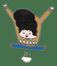 Ubu ten chan sticker #1026728