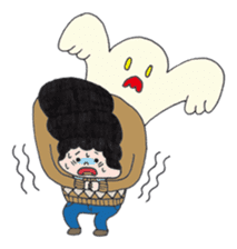 Ubu ten chan sticker #1026730