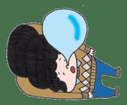 Ubu ten chan sticker #1026732