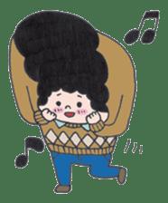 Ubu ten chan sticker #1026733