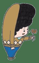 Ubu ten chan sticker #1026735