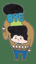 Ubu ten chan sticker #1026742