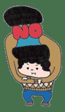 Ubu ten chan sticker #1026744