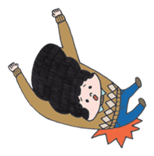 Ubu ten chan sticker #1026747