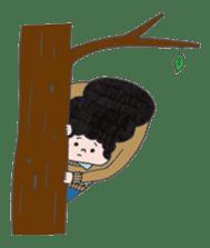 Ubu ten chan sticker #1026751
