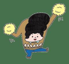 Ubu ten chan sticker #1026752