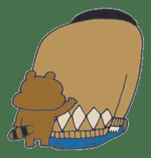 Ubu ten chan sticker #1026757