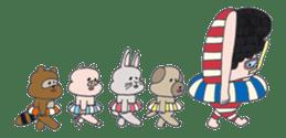Ubu ten chan sticker #1026760