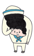 Ubu ten chan sticker #1026761