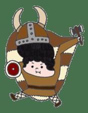 Ubu ten chan sticker #1026762