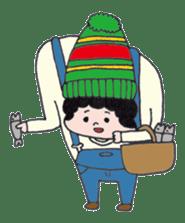 Ubu ten chan sticker #1026763