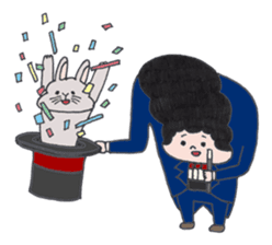 Ubu ten chan sticker #1026766
