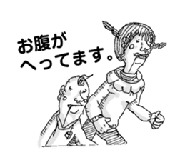 Kino-ko02 sticker #1026769
