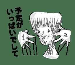 Kino-ko02 sticker #1026775