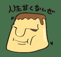 Pudding Baron sticker #1027447