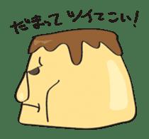 Pudding Baron sticker #1027449
