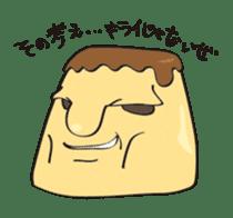 Pudding Baron sticker #1027454