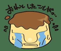 Pudding Baron sticker #1027460