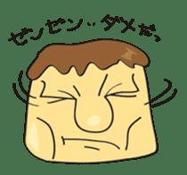 Pudding Baron sticker #1027469