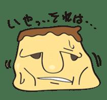 Pudding Baron sticker #1027470