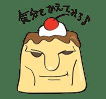 Pudding Baron sticker #1027475