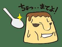 Pudding Baron sticker #1027478