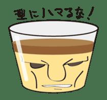 Pudding Baron sticker #1027481