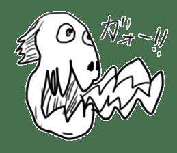 doodling sticker sticker #1027487