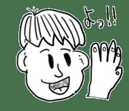 doodling sticker sticker #1027492