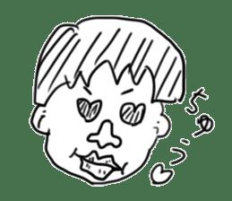 doodling sticker sticker #1027501