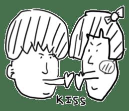 doodling sticker sticker #1027502