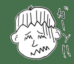 doodling sticker sticker #1027517