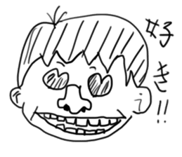 doodling sticker sticker #1027522