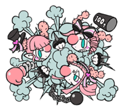 MONSTER FRIENDS! sticker #1028249