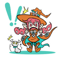 MONSTER FRIENDS! sticker #1028284