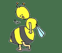 bee sticker #1028541