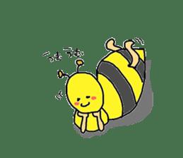 bee sticker #1028543
