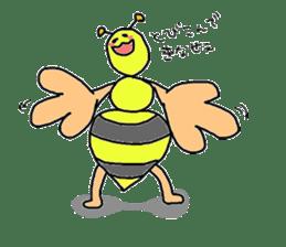 bee sticker #1028549